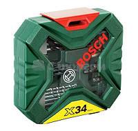 Набор принадлежностей Bosch X-Line-34 (2607010608)