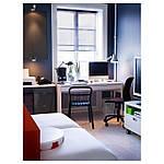 IKEA FORSA Наcтольная лампа, черный  (001.467.76), фото 4