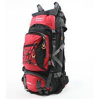 Туристический рюкзак Deuter Grete 80л черно-красный 9937