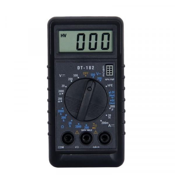 Мультиметр цифровий Digital DT-182