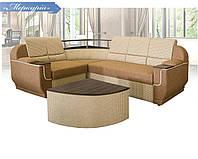 """Кутовий диван зі столиком """"Меркурій"""" від Мебель Сервіс (тканина Корфу), фото 1"""
