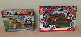 Конструктор Lele 79151-2 Лего динозавры  Ти-Рекс (аналог Lego Jurassic World 75918)+ подарок