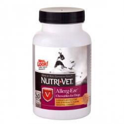 Nutri-Vet Shed Defense НУТРІ-ВЕТ ЗАХИСТ ВОВНИ вітамінний комплекс для вовни собак з Омега-3, 60 табл.