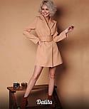 Женское платье-пиджак, в расцветках, фото 2