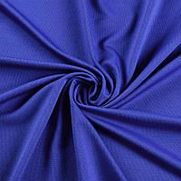 Лайкра тонкая синяя ультрамарин, ш.165 ( 12562.001 )