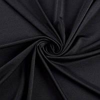 Лайкра тонкая черная, ш.165 ( 12562.002 )