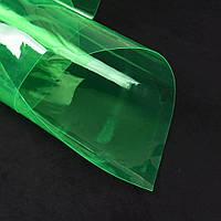 Силикон (0,3мм) зеленый прозрачный ш.122 (22018.018)