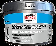 Мастика бітумна універсальна IZOHAN DYSPERBIT 10 кг   /48шт/