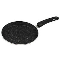Сковородка блинная с мраморным покрытием Kamille 20см