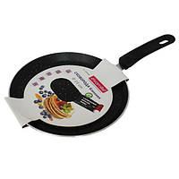 Блинная сковорода  с мраморным покрытием Kamille 24см