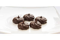 Зефир натуральный в шоколаде на агар - агаре (ящ.0,35 кг.)