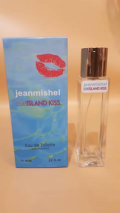 Love ISLAND KISS JEANMISHEL  eau de toilette  60 ml, фото 2