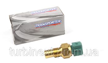 Датчик температуры охлаждающей жидкости Citroen Berlingo/Fiat Scudo 1.1-2.0D 96- (зеленый) TRANSPORTERPARTS