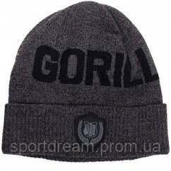 Шапка Gorilla Wear Toledo Beanie Dark Gray 9916680000