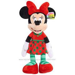 П,  Большая   Плюшевая игрушка Минни Маус Disney Mickey Оригинал  55 см!