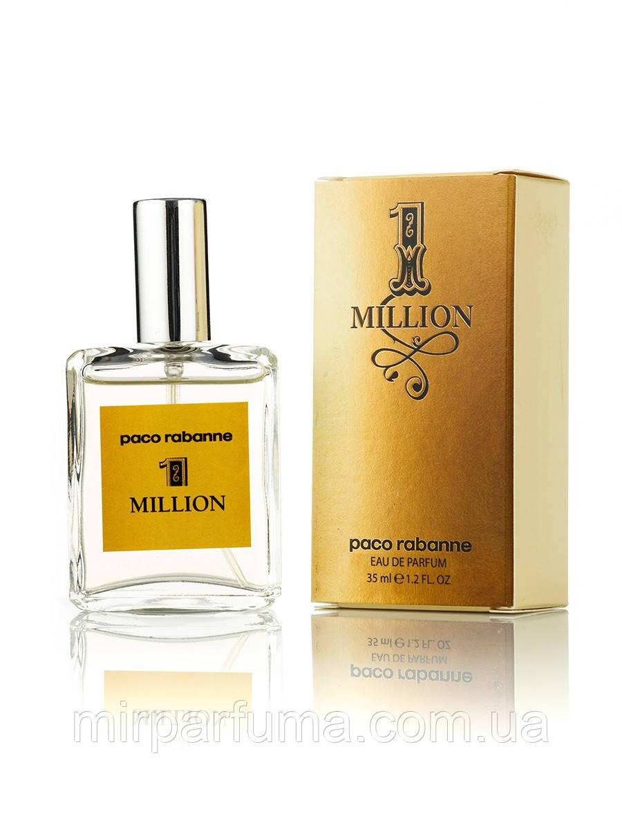 Туалетная вода Paco Rabanne Lady Million 35 ml