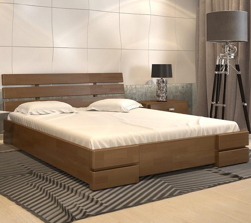 """Ліжко """"Дали"""" Люкс з підйомним механізмом TM ArborDrev"""