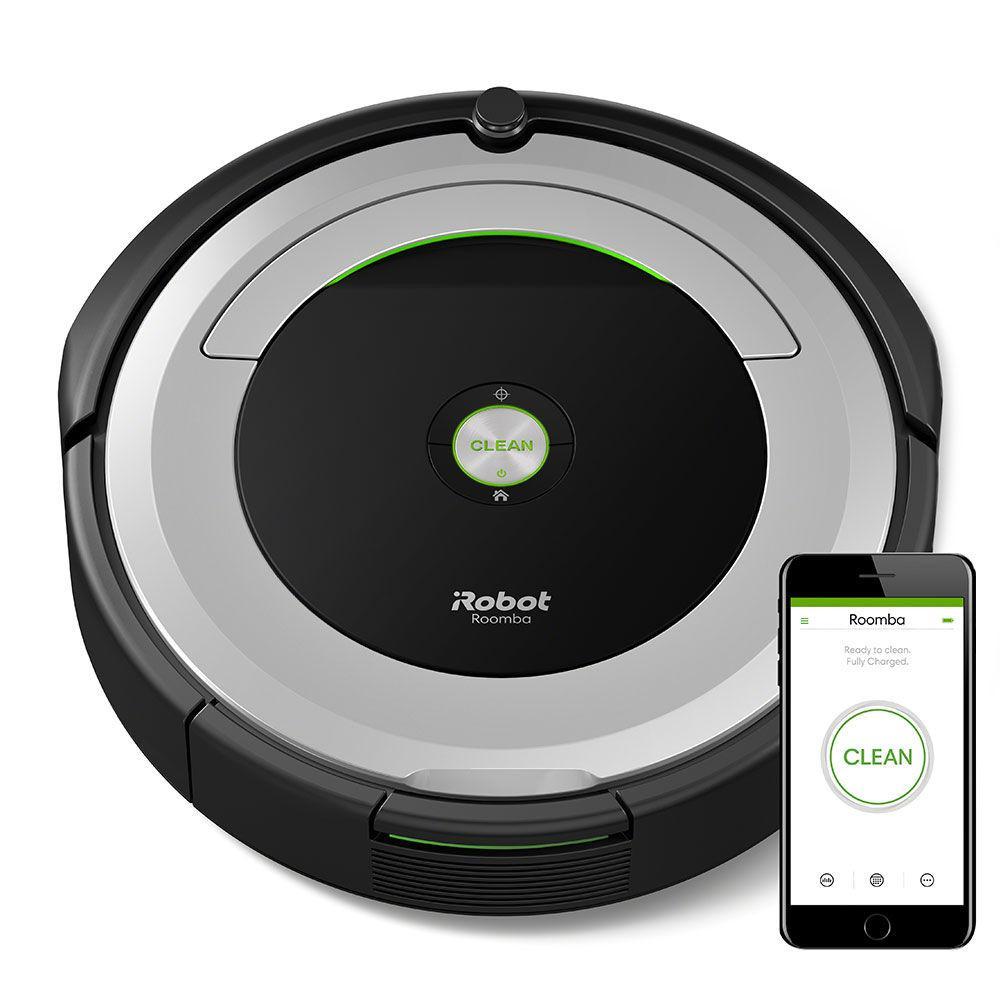 Робот-пылесос iRobot Roomba 690