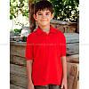 Детская Рубашка Поло 65/35, фото 3