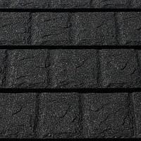 Композитная черепица Gerard Slate цвет charcoal (Жерард Слейт черный)