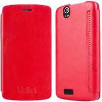 Чехол Vellini Book Style для Huawei Honor 3C (Red)