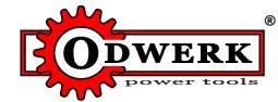 Вібраційні шліфувальні машини Odwerk