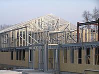 Строительство быстровозводимых зданий из сэндвич панелей
