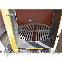 Универсальный котел длительного горения Буран New 25 кВт (уголь+дрова), фото 2