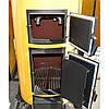 Универсальный котел длительного горения Буран New 25 кВт (уголь+дрова), фото 3