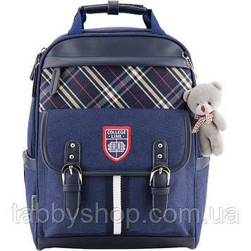 Рюкзак школьный ортопедический KITE 737 Сollege line