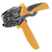 PZ 4 Инструмент для обжима наконечников, 0.5mm²- 4mm². Weidmuller 9012500000