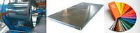 Гладкий лист Zn оцинкованный 0,4мм