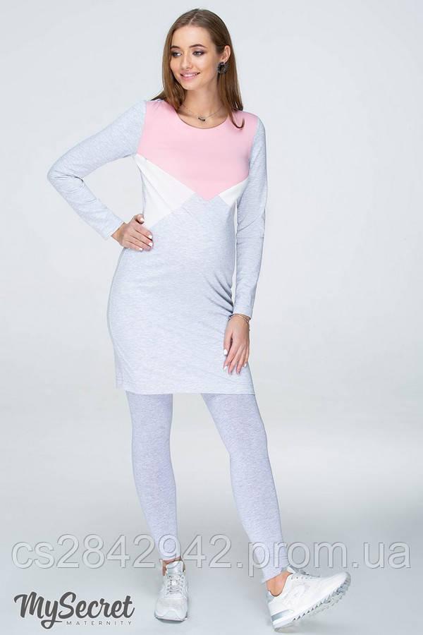 Сукня для вагітних та годуючих (платье для беременных и кормящих) DENISE  LIGHT DR-19.032 8311750db3cdb