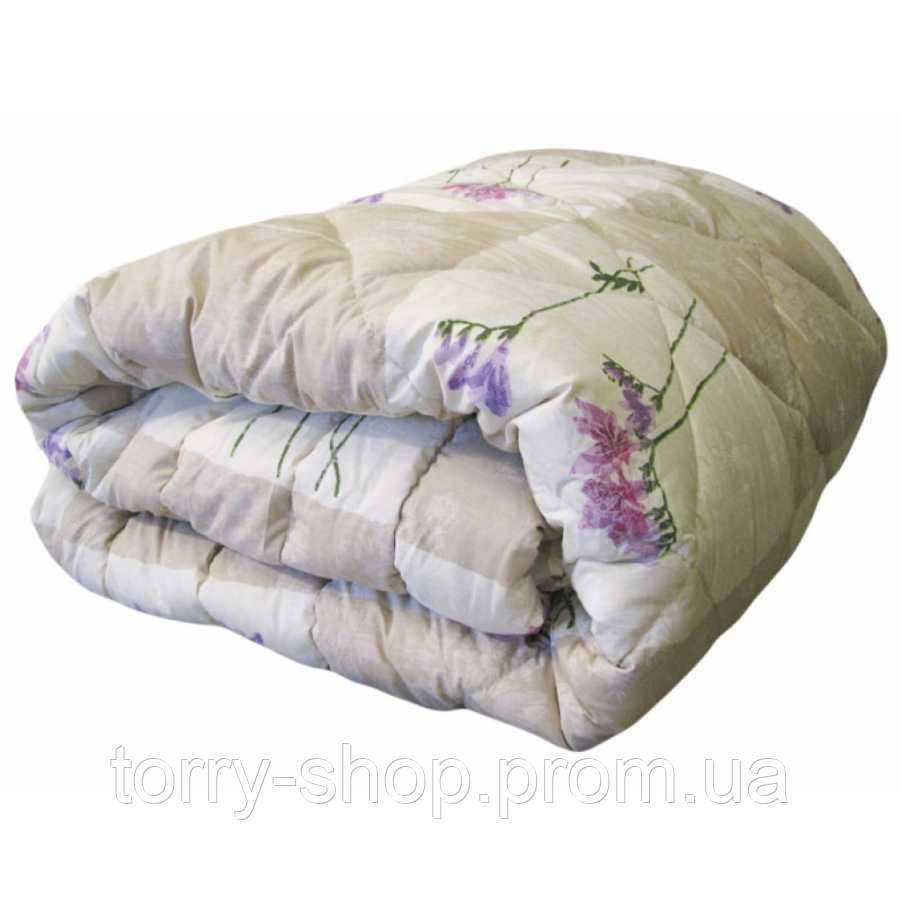 Одеяло зима ткань Бязь Голд наполнитель шерсть 400гр/м2 - 175x210