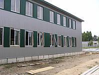 Быстровозводимые здания из лстк (Ангары,склады,дома,пристройки)