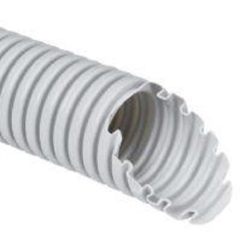 Труба гофр  ДКС 25 ПВХ LIGHT (50м)