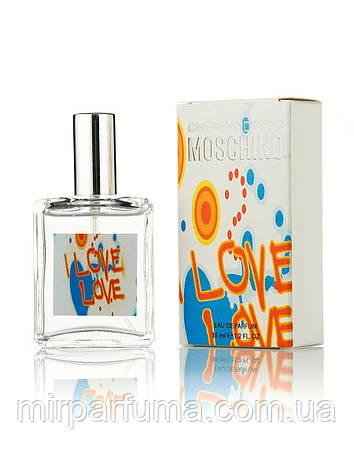 Туалетная вода Moschino I Love Love 35 ml, фото 2