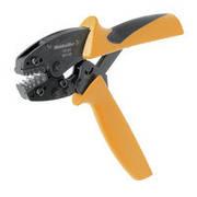 PZ 6/5 Инструмент для обжима наконечников, 0.25mm²- 6mm². Weidmuller 9011460000