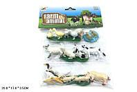 Набір Тварини NC01-5 домашні тварини, в пакеті 20*17*3,5 см