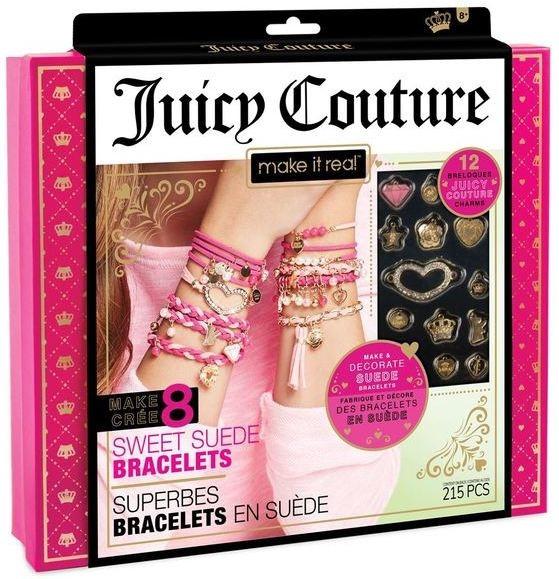 Juicy Couture Набор для создания шарм-браслетов Романтическое свидание