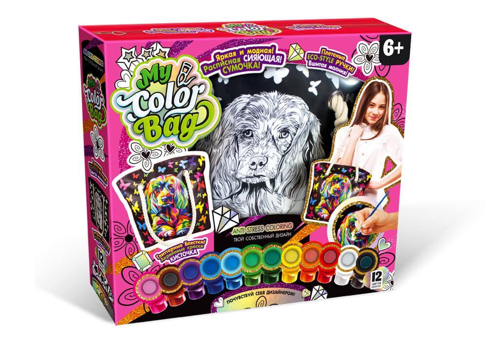 Сумка раскраска My color bag большая: продажа, цена в ...