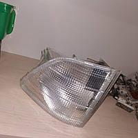 Поворотник правый Мерседес Спринтер 901  (прозрачный) повторитель поворота