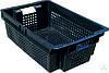 Ящик пищевой для овощей, фруктов, грибов, рыбы, мяса и т.д. 600х400х200 мм