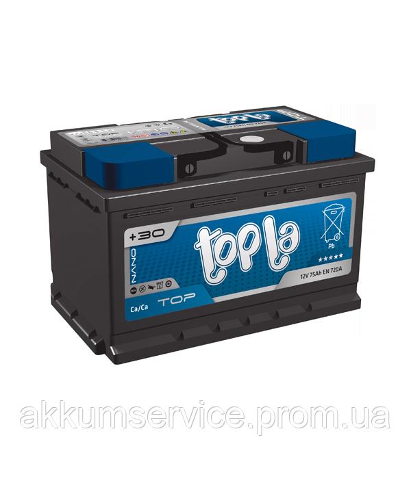 Аккумулятор автомобильный Topla Top Sealed 85AH R+ 800A