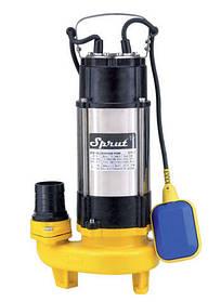 Дренажно–фекальный насос Sprut V750F