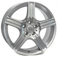 Литые диски WSP Italy W763 R17 W8.5 PCD5x112 ET38 DIA66.6 Silver