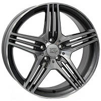 Литые диски WSP Italy W768 R18 W8.5 PCD5x112 ET30 DIA66.6 Anthracite Polished