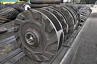 Колесо рабочее насоса 1ГРТ 1600/50 диам. 840 мм