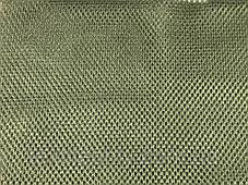 Сетка сумочно-обувная на поролоне артекс (airtex) цвет хаки, фото 3