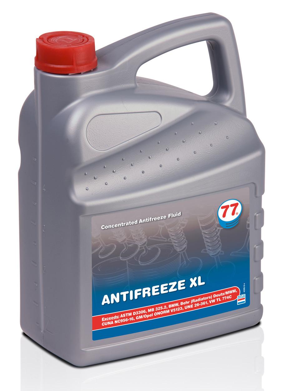 ANTIFREEZE XL концентрат (кан. 5 л)